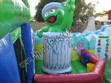 20 X 20 Sesame Street Adventure Playland Fort Collins