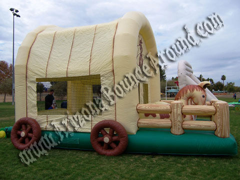 Cowboy Western Jumpy Bouncer rental in Denver, CO