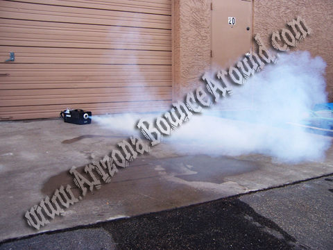 Professional Fog Machine rentals, Colorado Springs, CO
