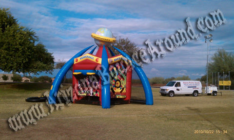 Inflatable Sports Game rental Lakewood CO, Colorado Sports Games for rent