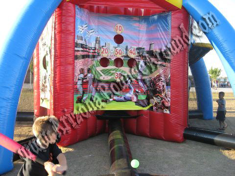 Inflatable Sports Game rental Colorado Springs CO, Colorado Sports Games for rent