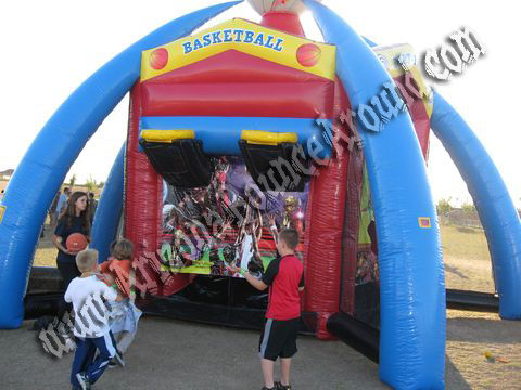 5 Station Sports Carnival rental, Inflatable Sports Game rental Denver, Colorado Springs, Aurora, Fort Collins, CO, Colorado Sports Games for rent