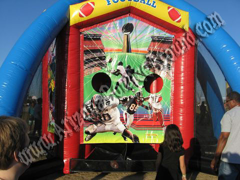 Inflatable Sports Game rental Fort Collins CO, Colorado Sports Games for rent