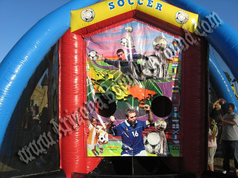 Inflatable Sports Game rental Aurora CO, Colorado Sports Games for rent