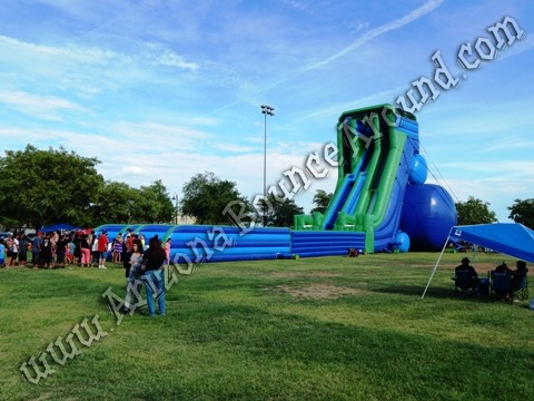 Tolleson4th of July water slides