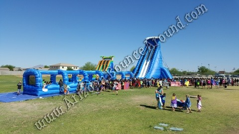 Gravity Play Events big water slides