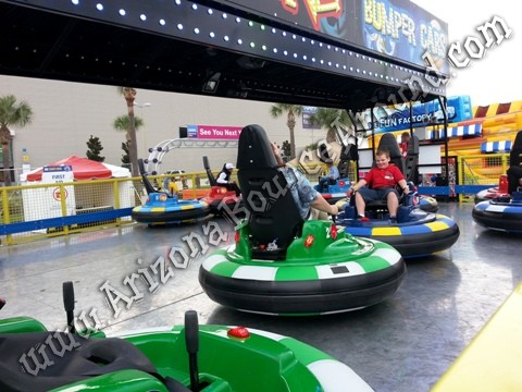 Colorado Electric bumper car rentals