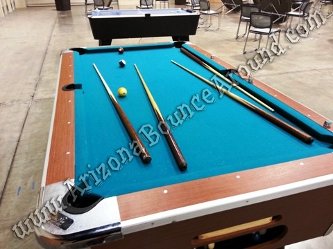 Colorado Pool table rentals