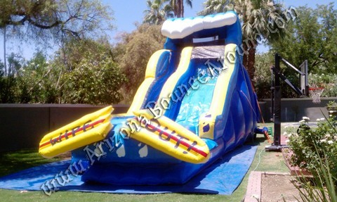 Colorado water slide rentals