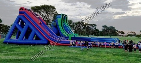 Best place to rent big water slide for events in Nevada