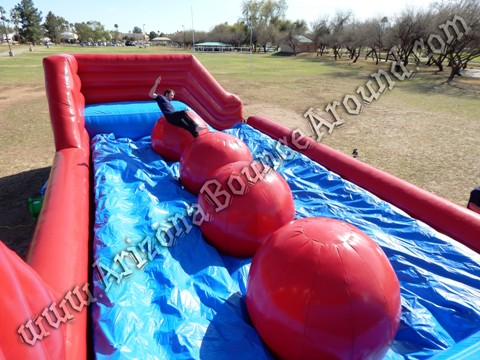 Big Baller Inflatable Game Rental Colorado