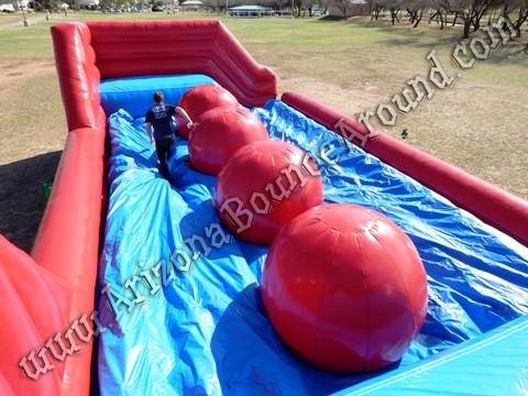 Big Baller Inflatable Game Rental Aurora Colorado