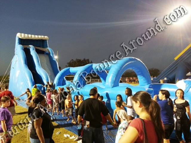 Big Water Slides for rent CO