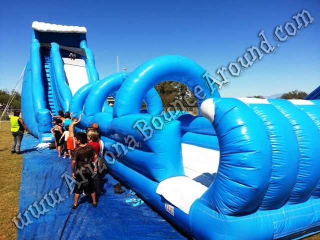 Big inflatable water slide rentals Colorado