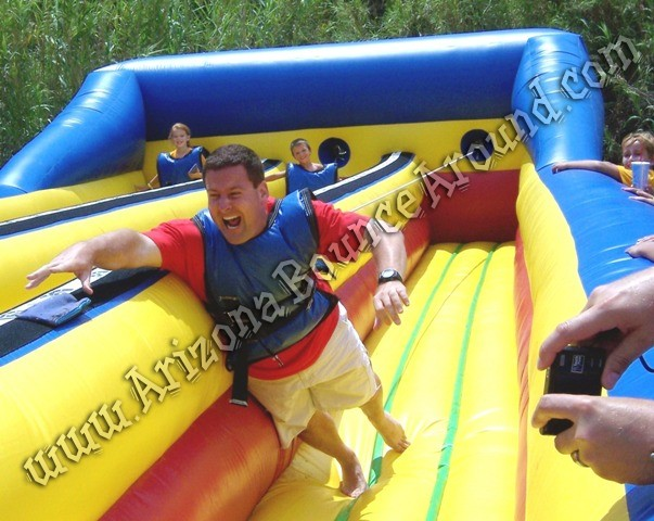 Bungee run rental Colorado Springs Colorado