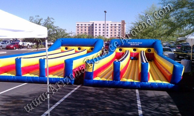 Bungee run rental Fort Collins Colorado