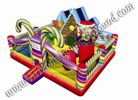 Candy Land Playland Rental Colorado Springs