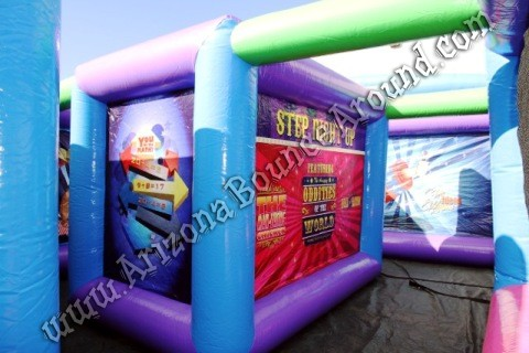 Carnival fun house rentals in Colorado