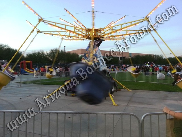 Carnival ride rentals in Colorado