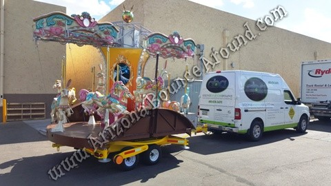 Carousel for rent in Colorado