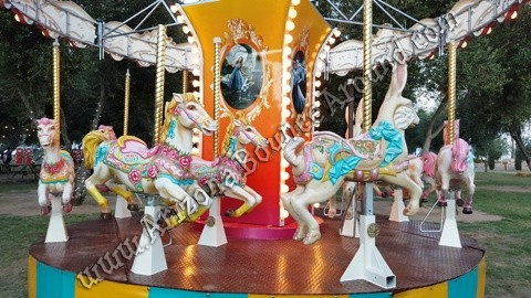 Carousel rentals Colorado Springs CO