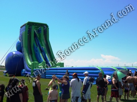 water slide rental companies in Colorado