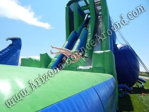 Gravity Play Events Water slide rentals Denver Colorado