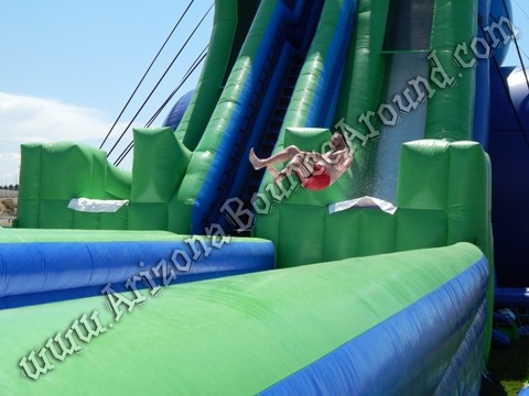 rent water slide for parties and events in Colorado