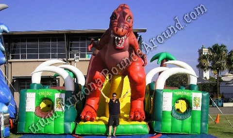 Dinosaur Themed Inflatable Rentals in Denver Colorado