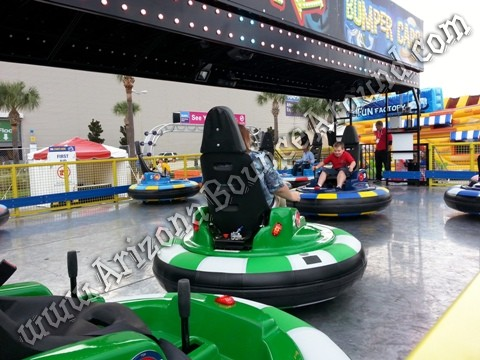Electric bumper car rentals Colorado