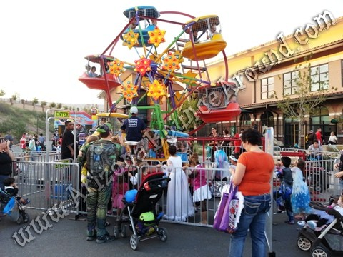Ferris Wheel Rentals for Kids Centennial Colorado