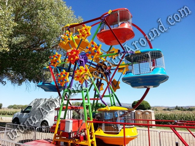 Ferris wheel rental Denver Colorado