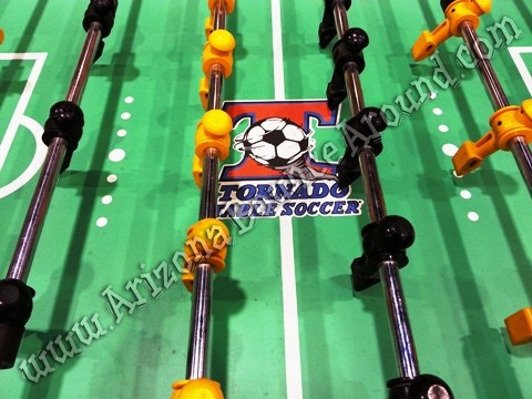 Foosball table rental Colorado Springs