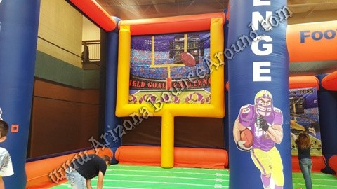 Football games for parties and events