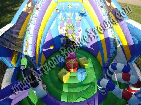 Holiday Themed Bounce House Rental Denver Colorado