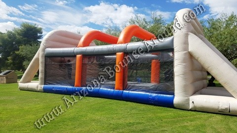 Inflatable Basketball Court Rentals in Colorado