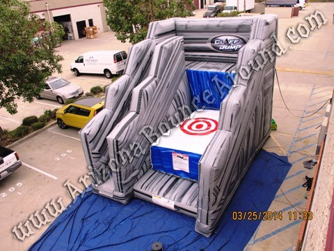 Inflatable Cliff Jump Rentals CO