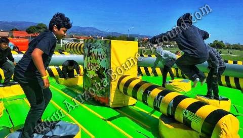 Inflatable Games For Rent In Denver, Colorado Springs, Aurora, Fort Collins, Lakewood, Colorado