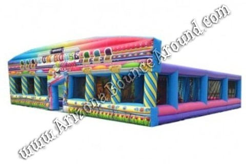 Inflatable Maze Rental CO
