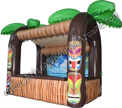 Inflatable Tiki Bar Rental Denver Colorado