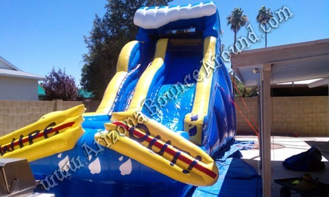 Inflatable Water Slide Rental - Denver CO