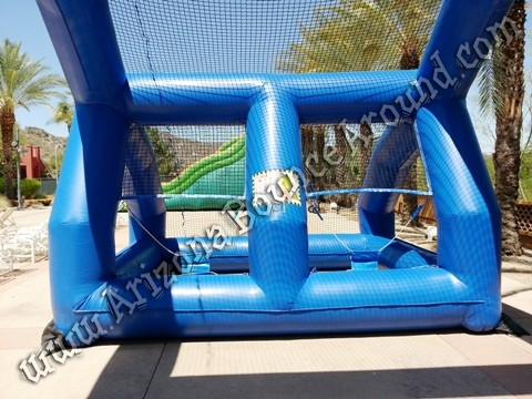Inflatable Water Wars Game Rental, Denver, Colorado Springs, Aurora, Fort Collins, Colorado
