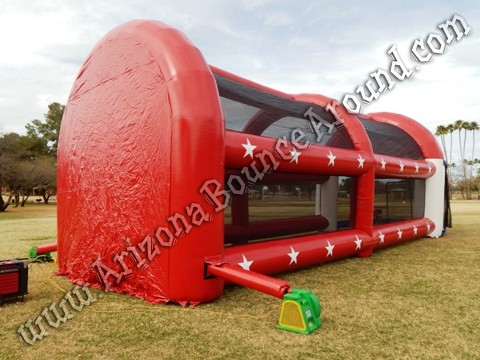 Inflatable batting cage rental Arvada, Colorado