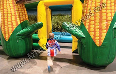 Inflatable corn maze rental CO