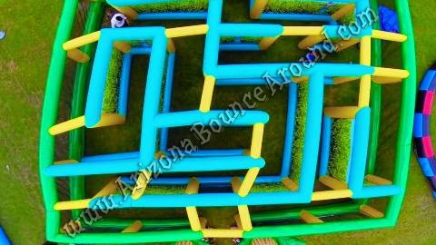 Inflatable maze rental Denver