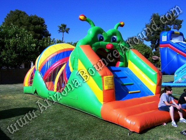 Inflatable obstacle course for kids Denver Colorado Springs Aurora Fort Collins Lakewood Thornton CO