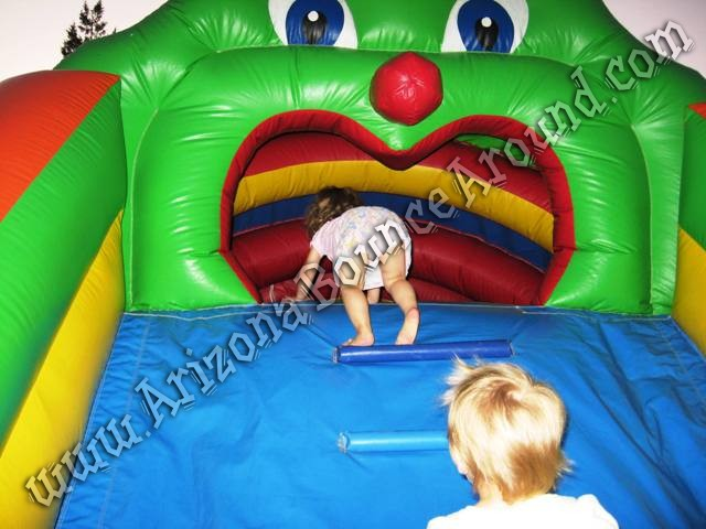 Inflatable obstacle course for toddlers Denver Colorado Springs Aurora Fort Collins Colorado