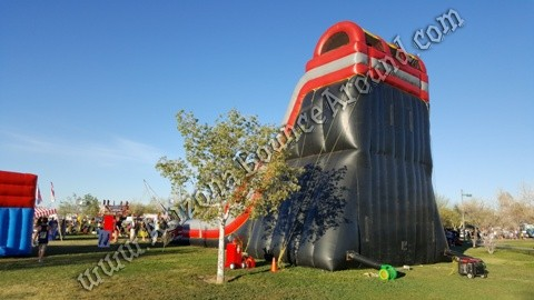 Inflatable slide rental companies in Denver Colorado
