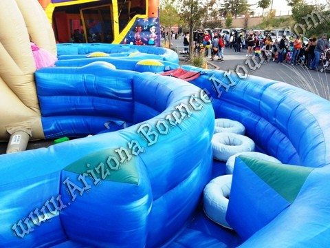Inflatatable obstacle course rentals Denver CO