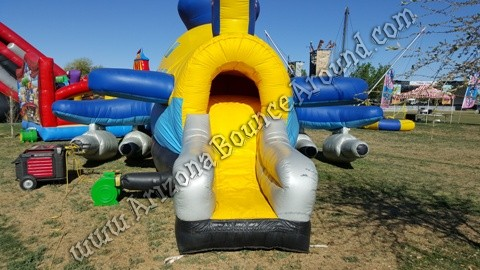 Jet bounce house rental Denver